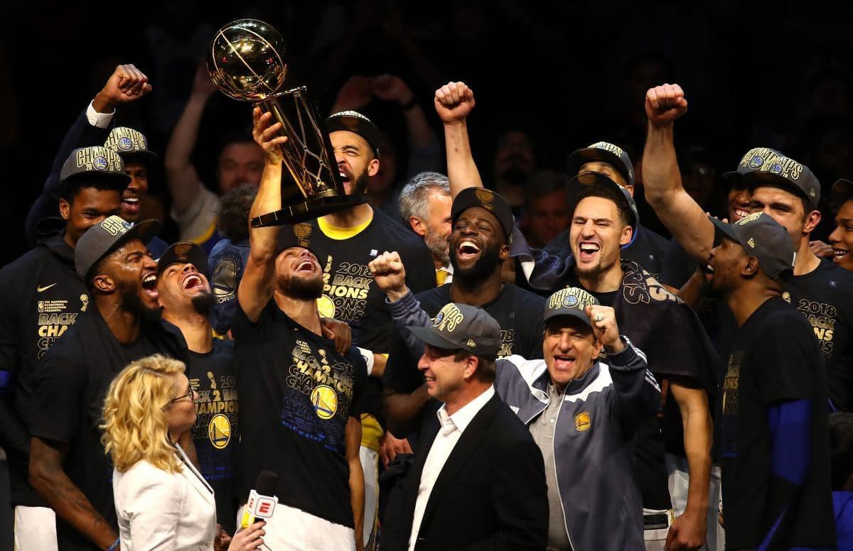 Golden State Warriors campeão da NBA