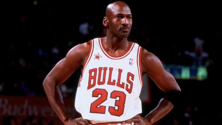 Michael Jordan no Chicago Bulls