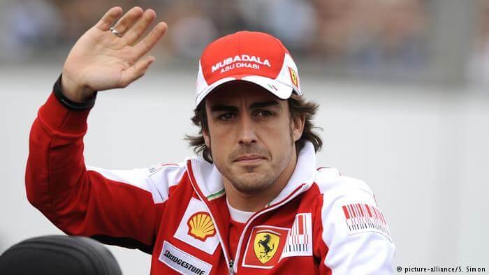 Fernando Alonso melhor piloto de Fórmula 1