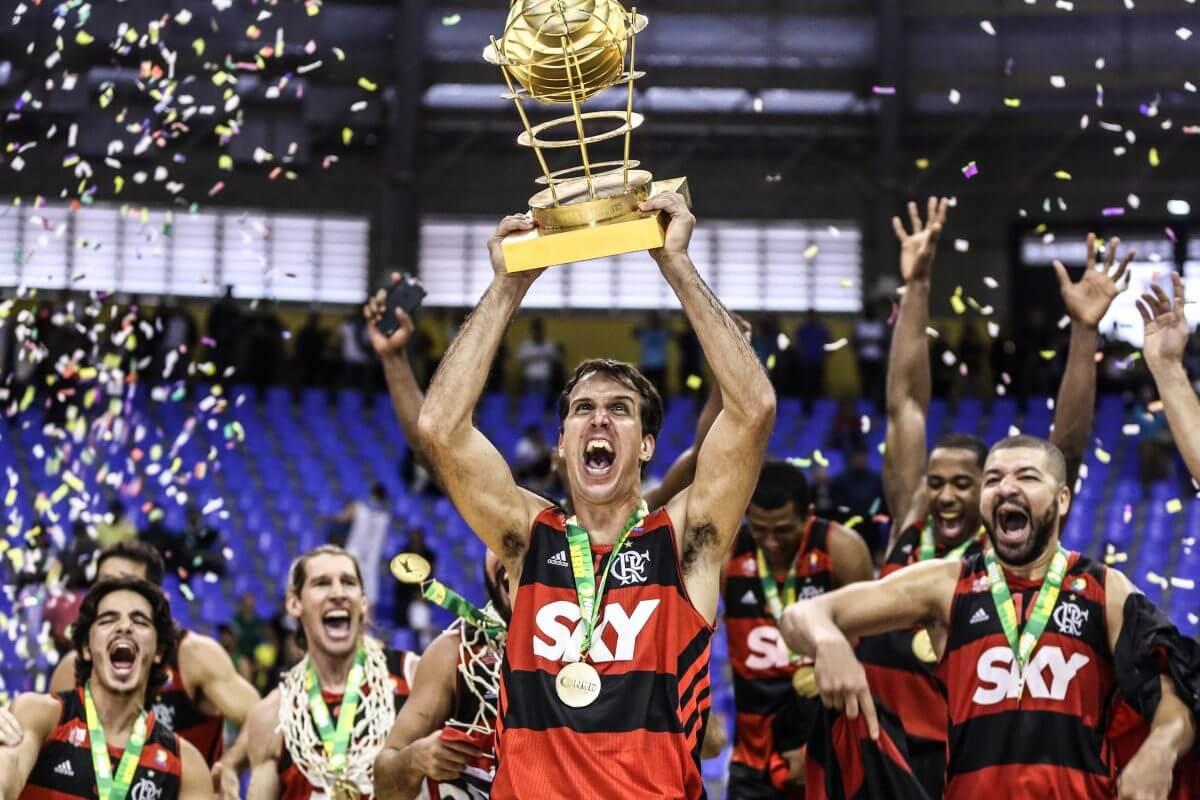 Flamengo primeiro campeão do NBB