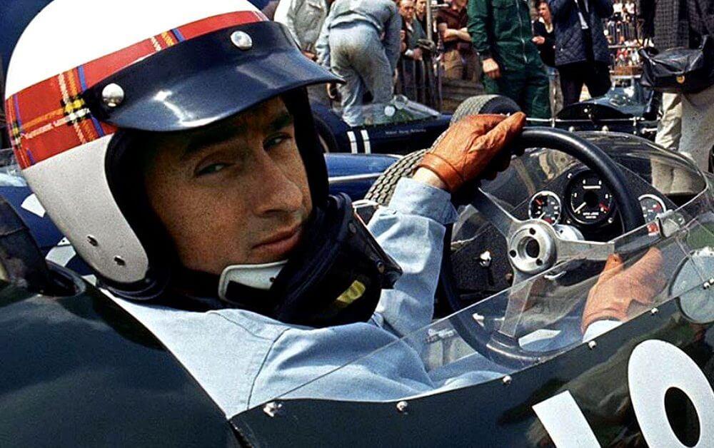 Jackie Stewart melhor piloto de Fórmula 1