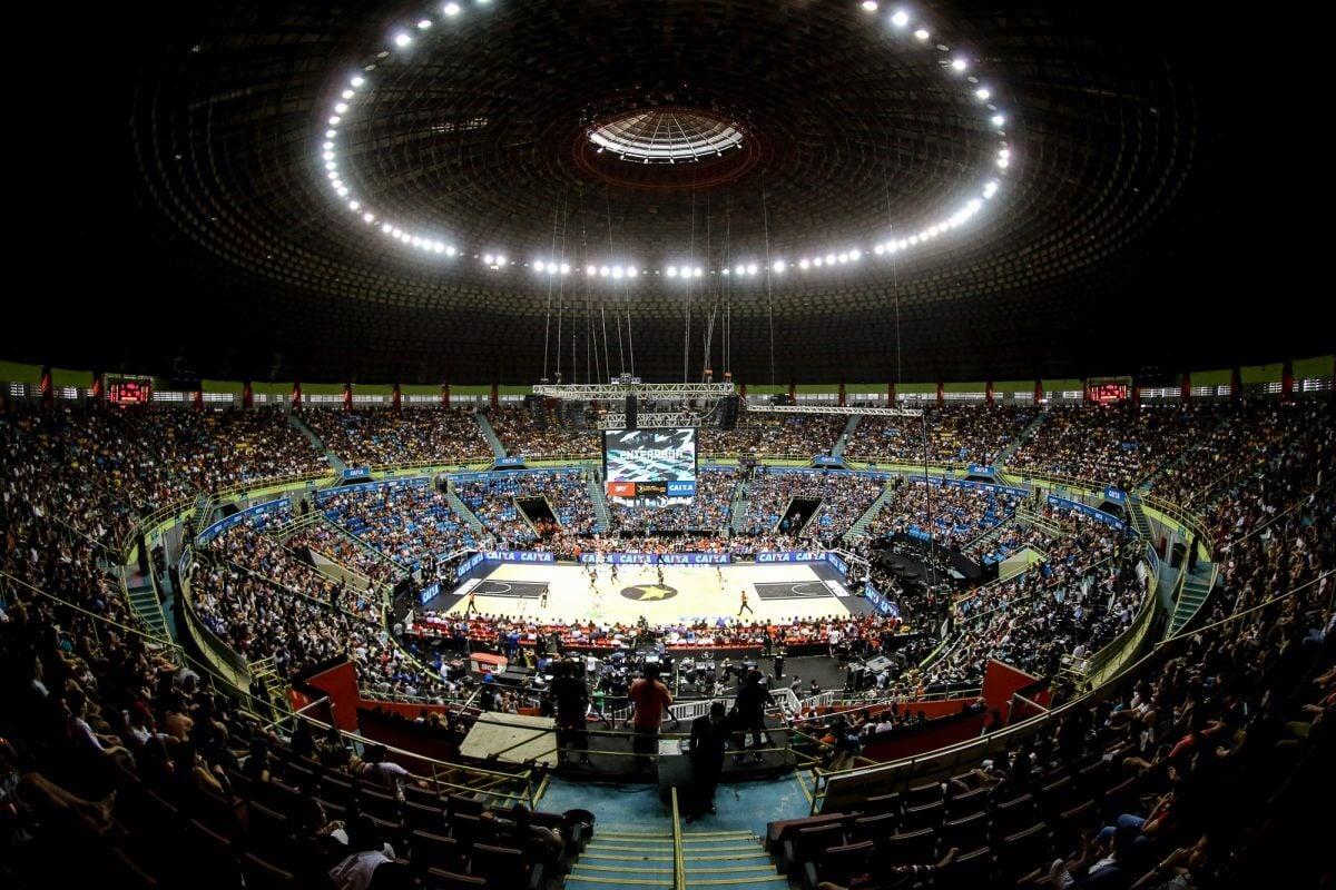 Jogos das Estrelas do NBB no Ibirapuera