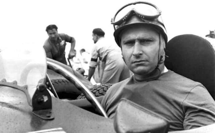 Juan Manuel Fangio melhor piloto de Fórmula 1