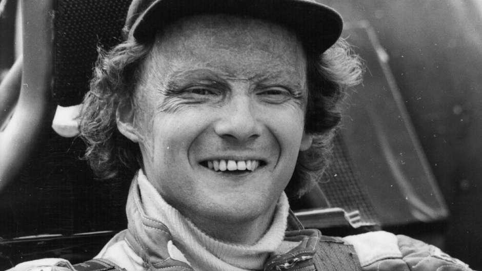 Niki Lauda melhor piloto de Fórmula 1
