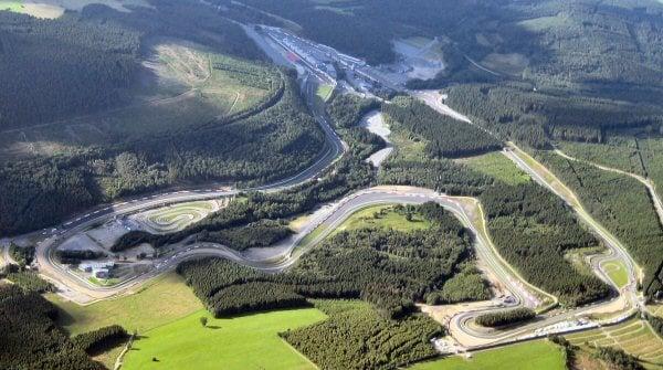 Spa-Francorchamps Fórmula 1