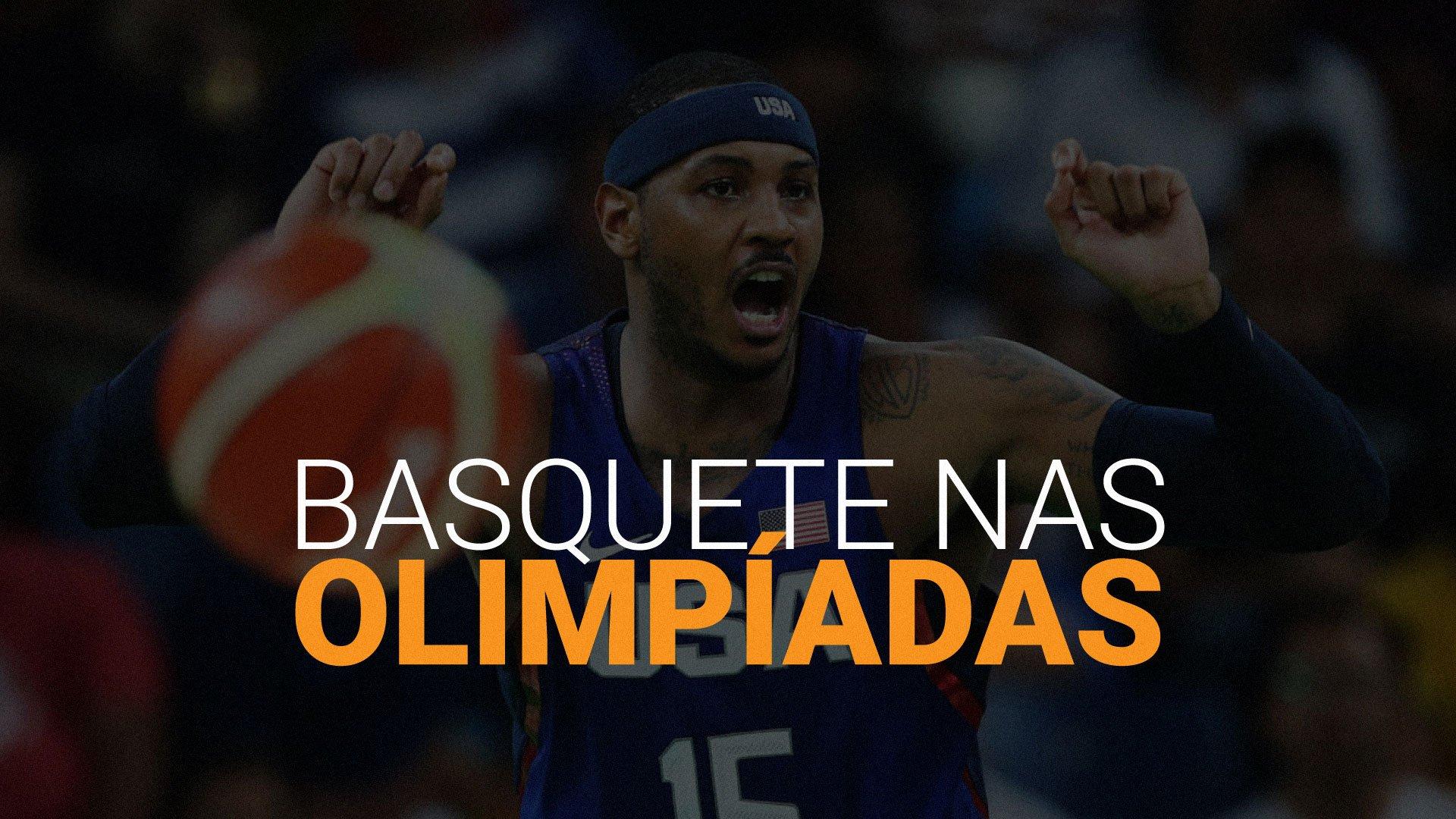 139873906d9 Basquete nas Olimpíadas  histórico do Brasil e maiores campeões