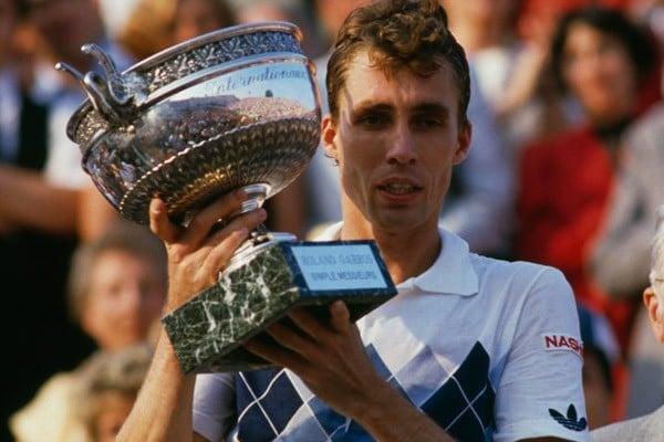 Ivan Lendl um dos melhores tenistas de todos os tempos