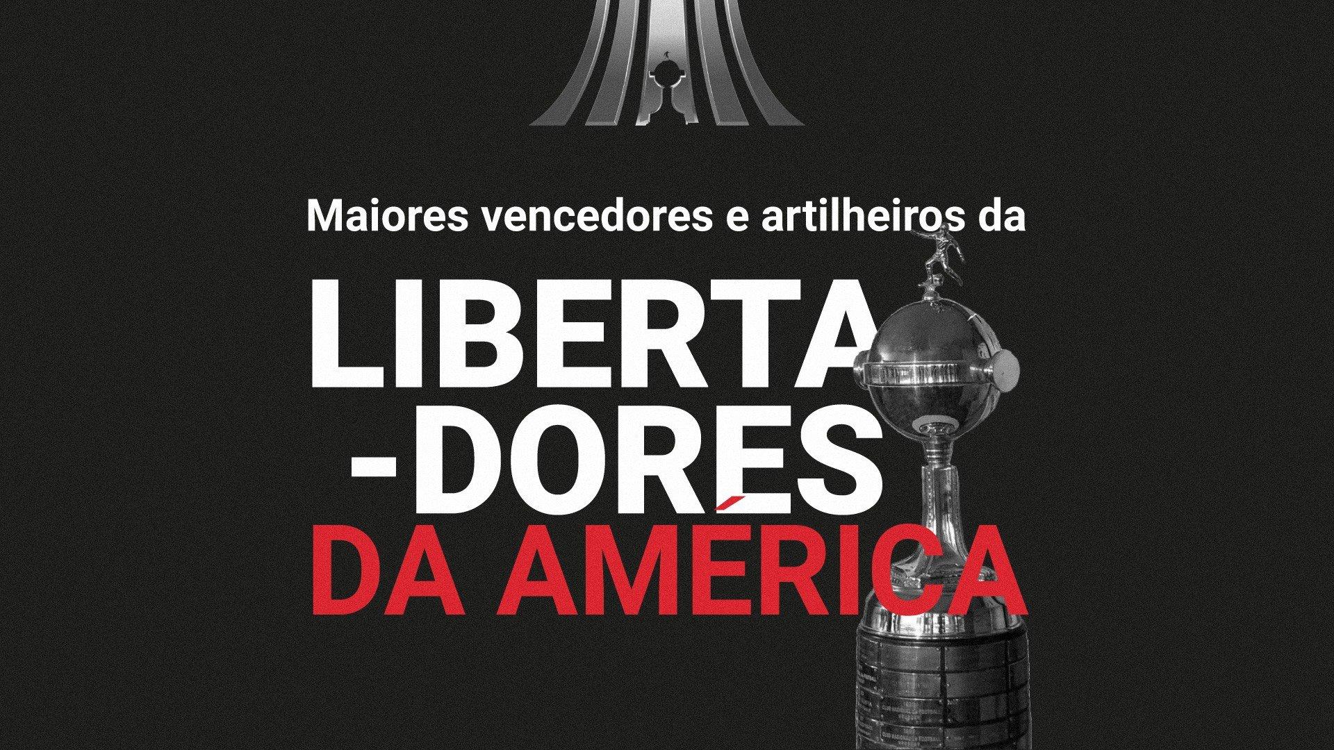 3bb58d6a77143 Conheça tudo sobre a história da Copa Libertadores da América