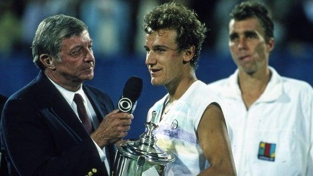 Mats Wilander x Ivan Lendl maiores rivalidades do tênis