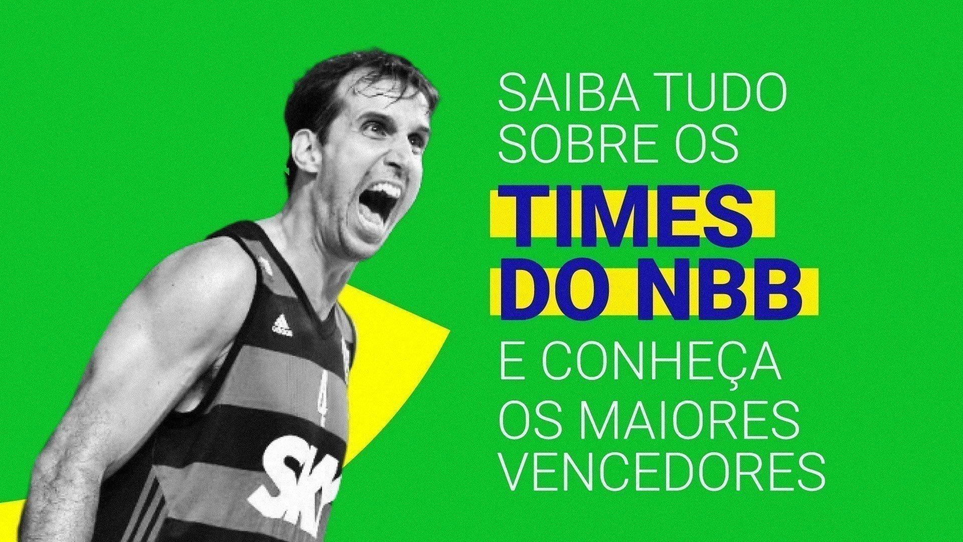 Times do NBB: Histórias, Títulos e Recordes das equipes de