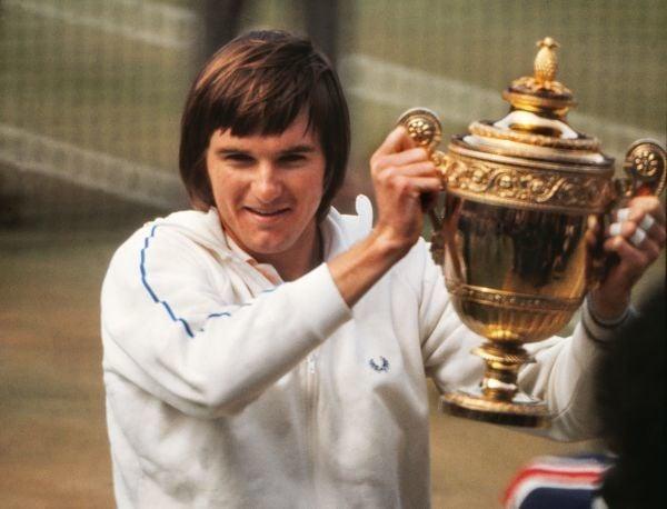 Jimmy Connors um dos maiores tenistas de todos os tempos