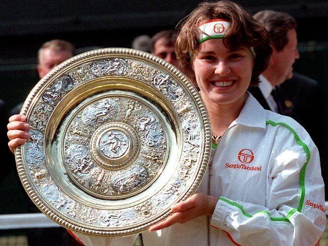 Martina Hingis uma das melhores tenistas de todos os tempos