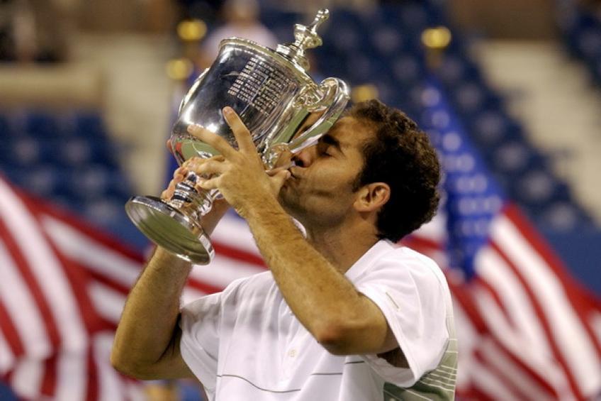 Pete Sampras melhor tenista de todos os tempos
