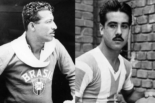 Zizinho e Méndez maiores artilheiros da Copa América