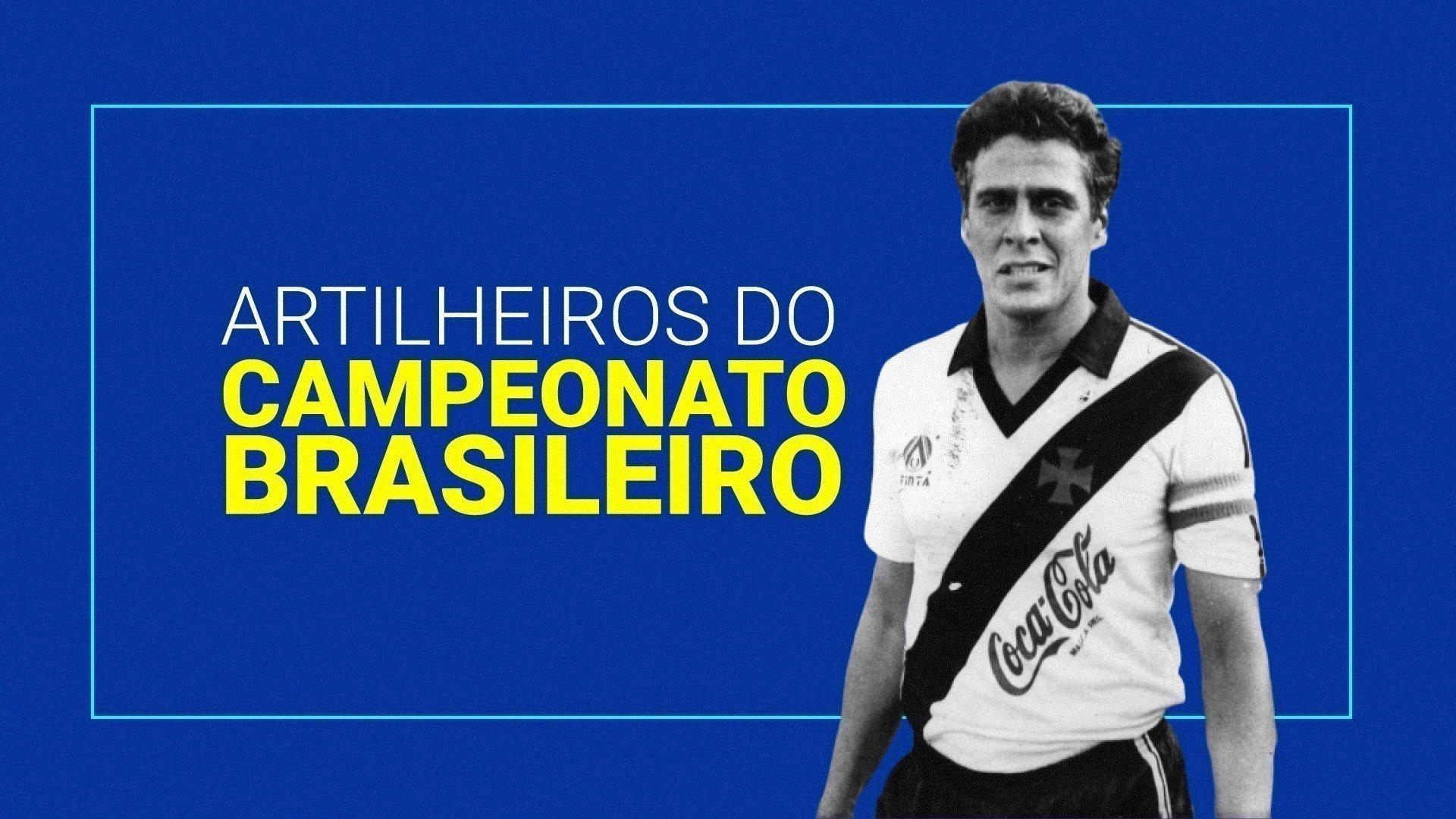 Maiores Artilheiros Do Campeonato Brasileiro Veja A Lista