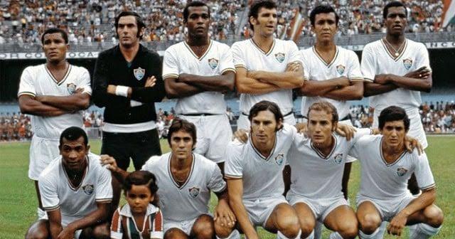 Fluminense último campeão da Taça de Prata