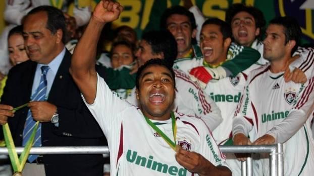 Roger Machado é maior campeão da Copa do Brasil