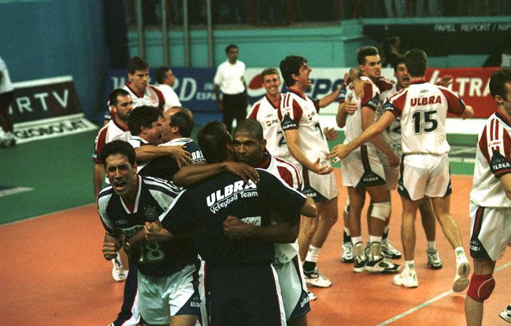 Ulbra/Pepsi campeão da Superliga Masculina de vôlei