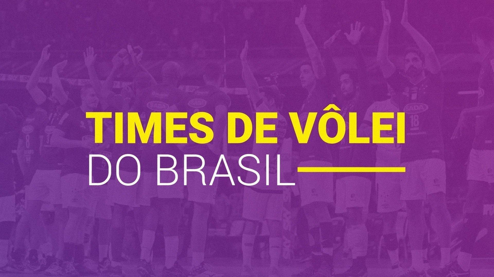 9d17cd059b Times de vôlei do Brasil  conheça quem disputa a Superliga