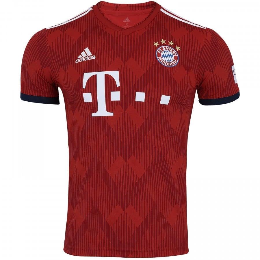 Camisa do Bayern