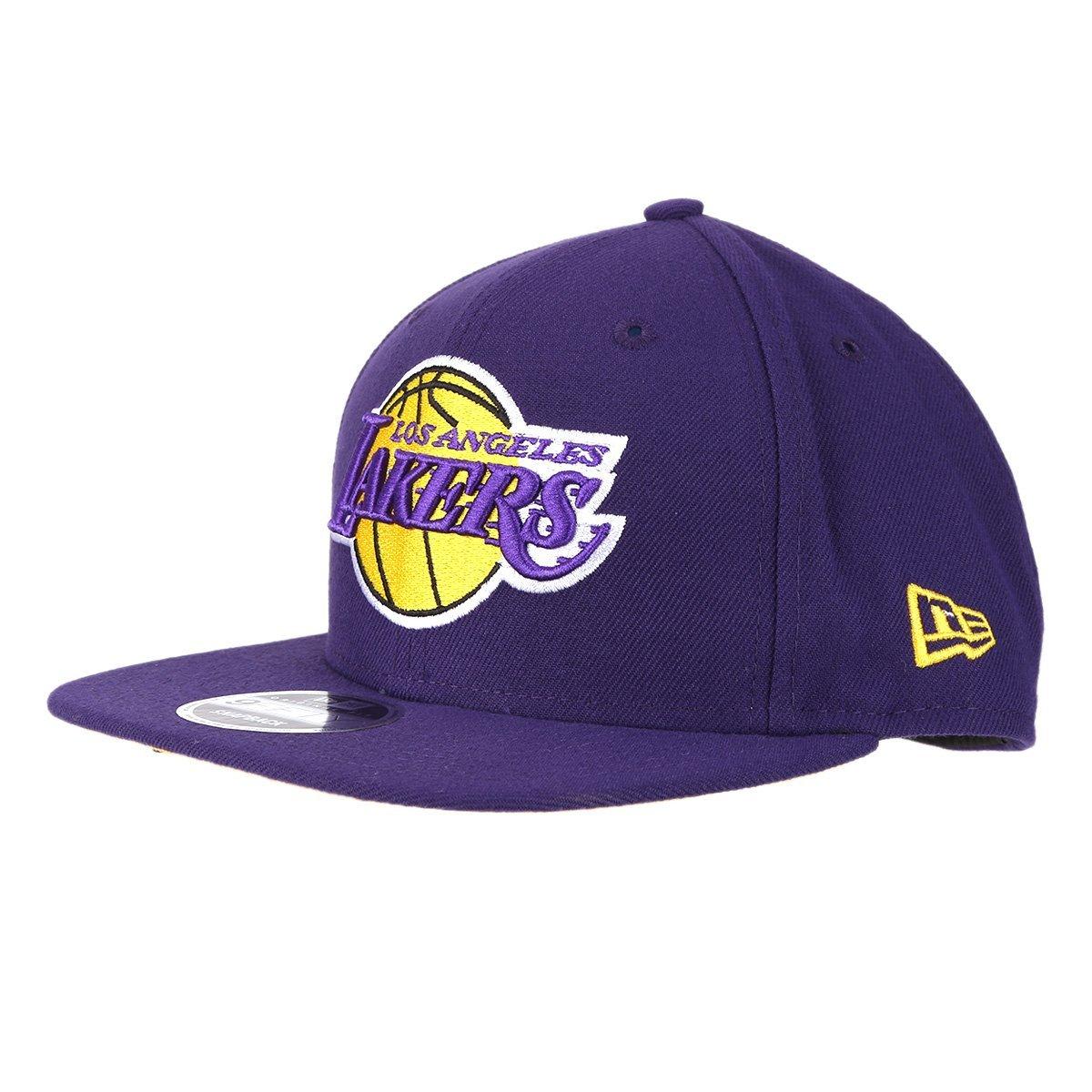 Boné dos Lakers