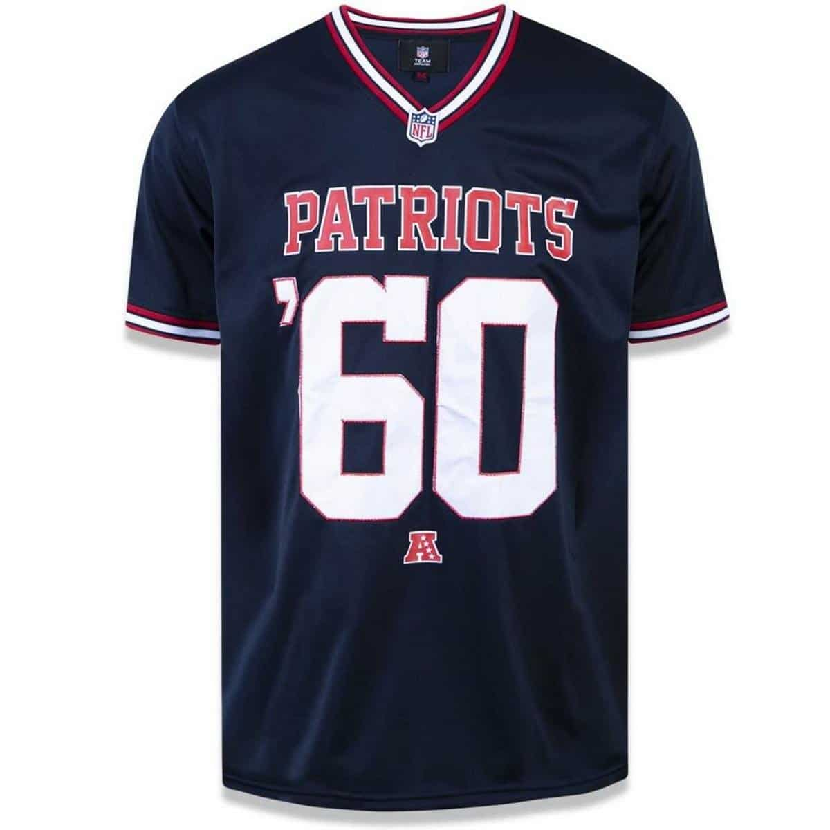 Camiseta do New England Patriots