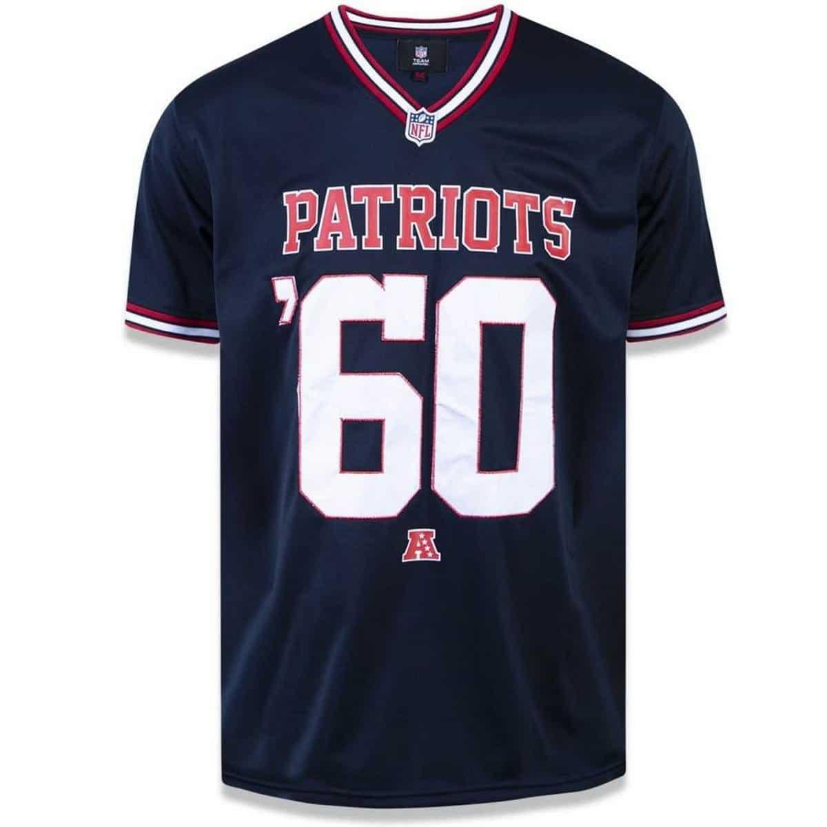 Camiseta do New England Patriots