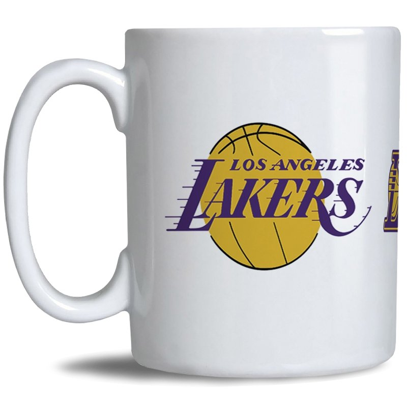 Caneca do Los Angeles Lakers