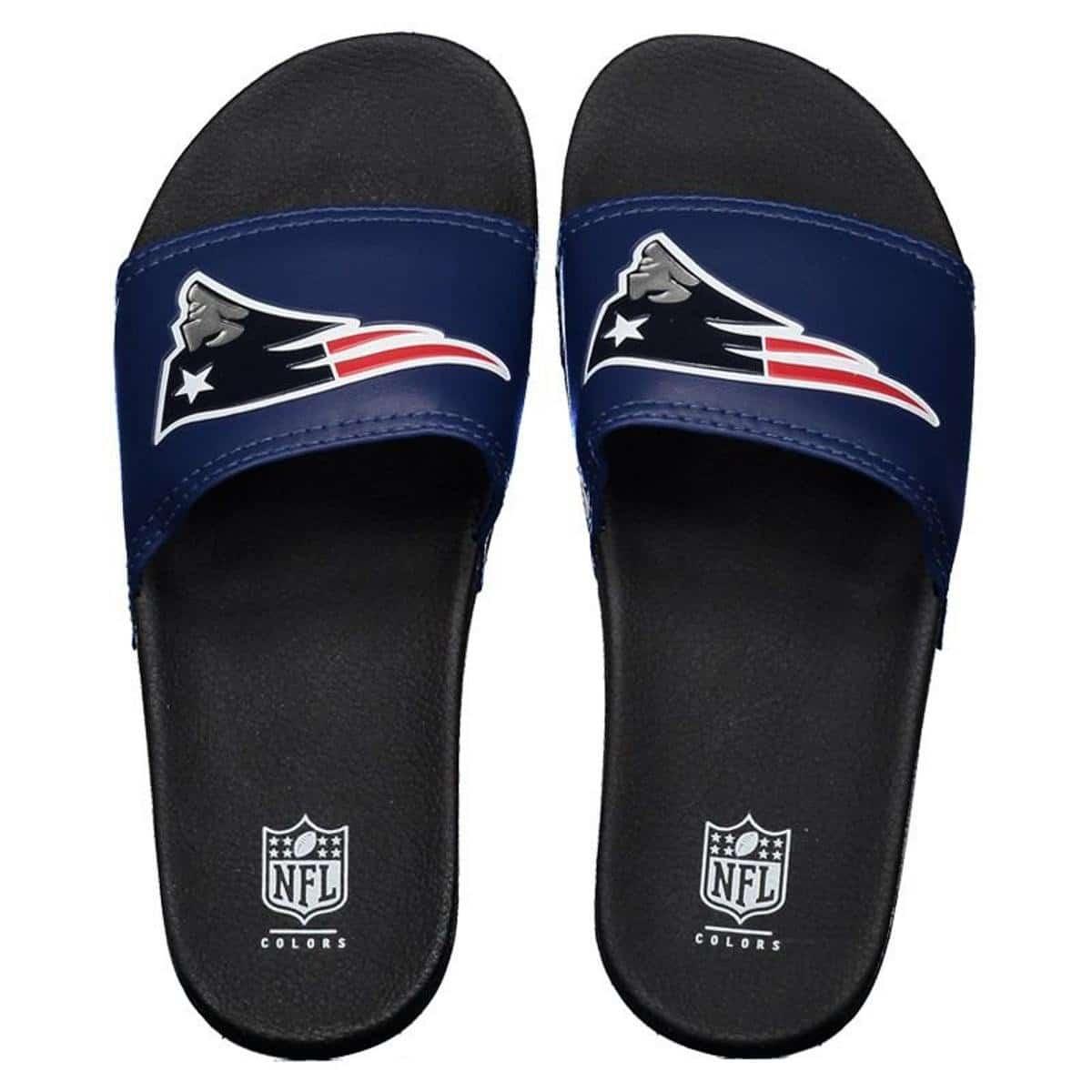 Chinelo do New England Patriots