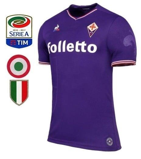 Camisa da Fiorentina