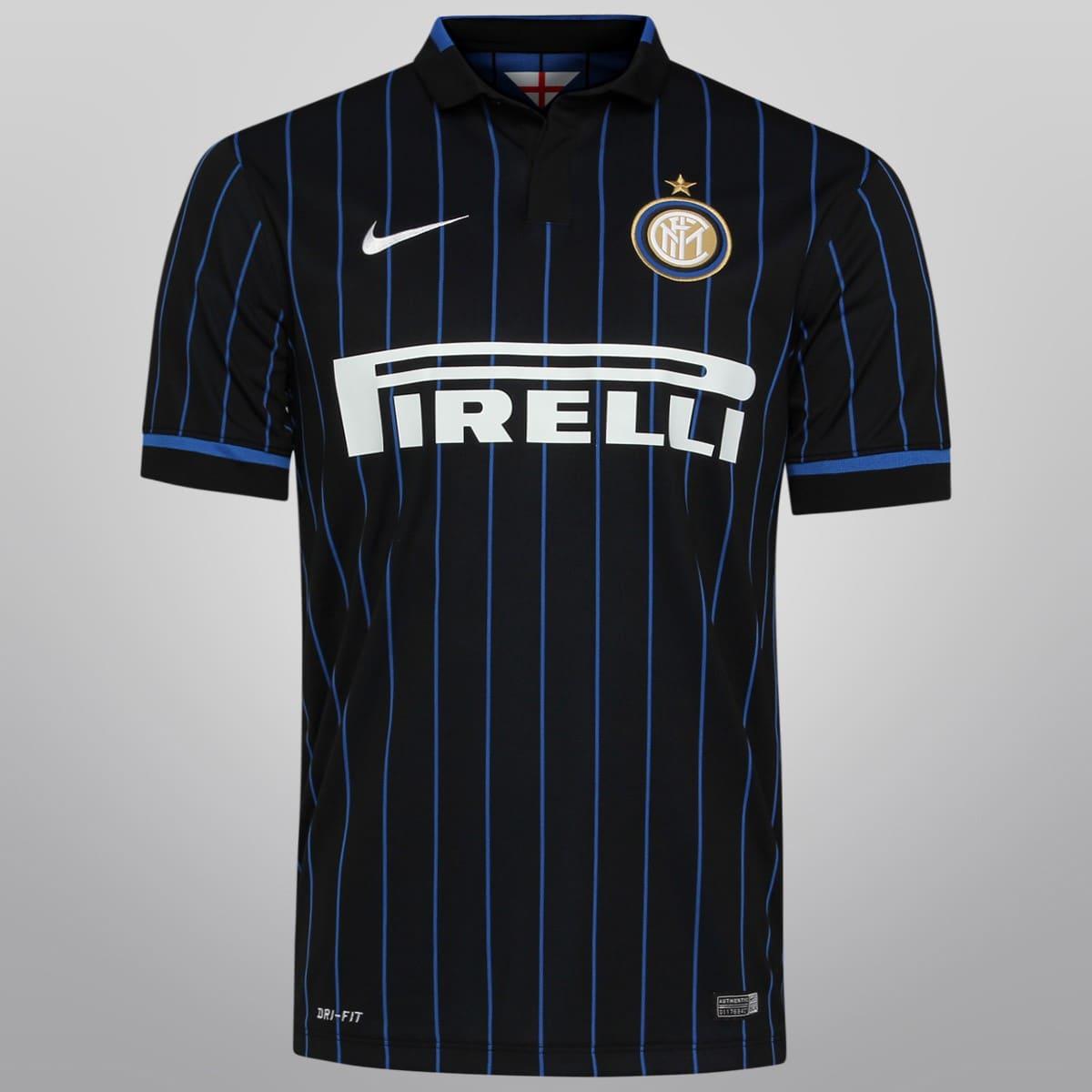 Camisa da Inter de Milão