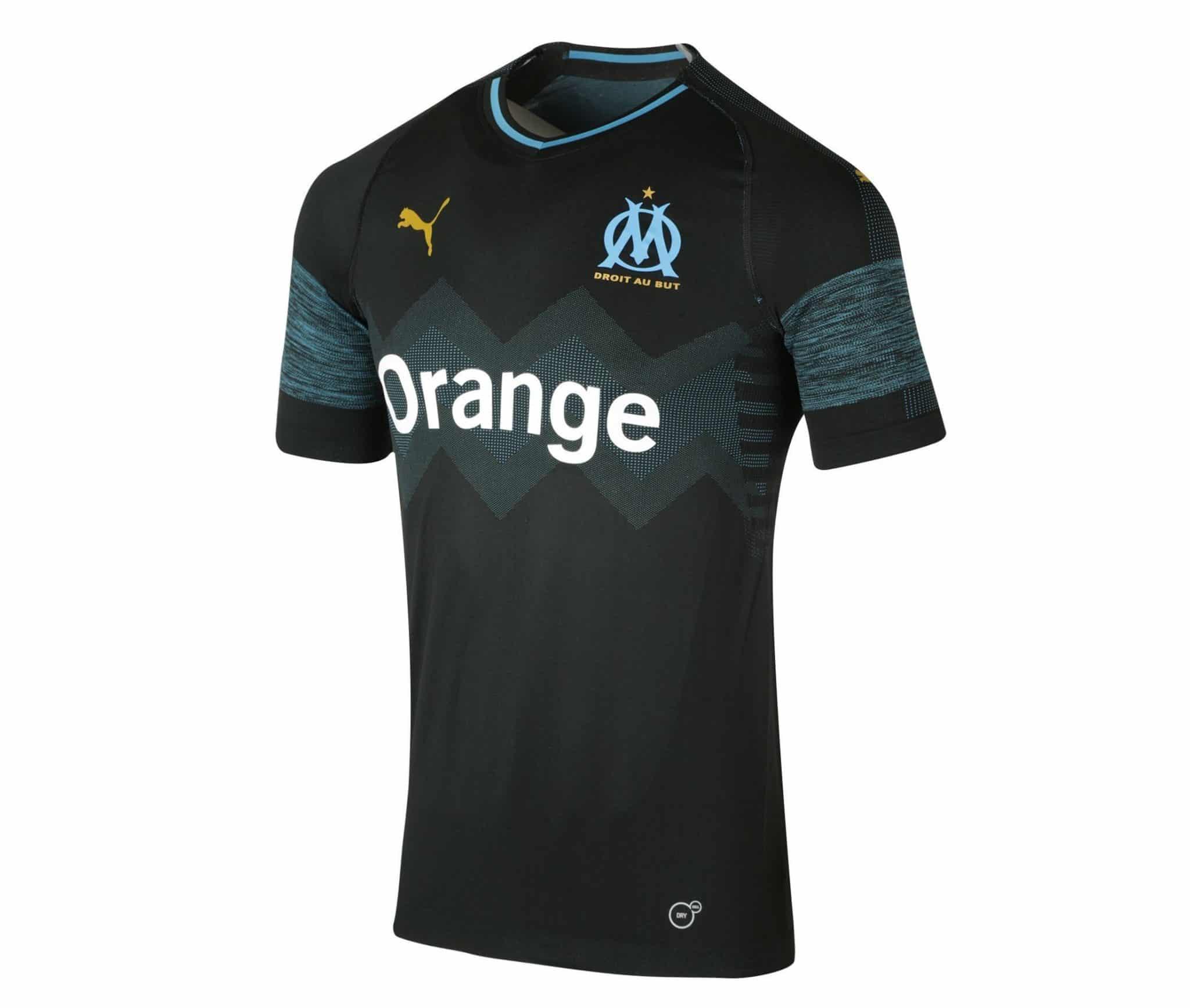 Camia do Olympique de Marselha