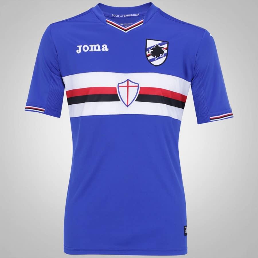 Camisa da Sampdoria