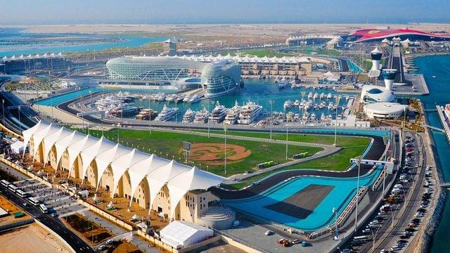 Circuito de Yas Marina Abu Dhabi