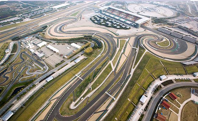 Autódromo de Xangai