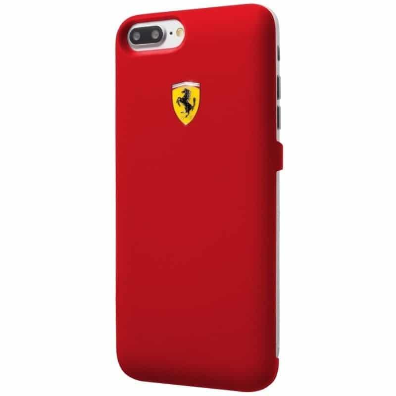 Capinha de celular da Ferrari
