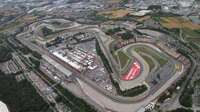 Circuito da Fórmula 1 de Barcelona Catalunha
