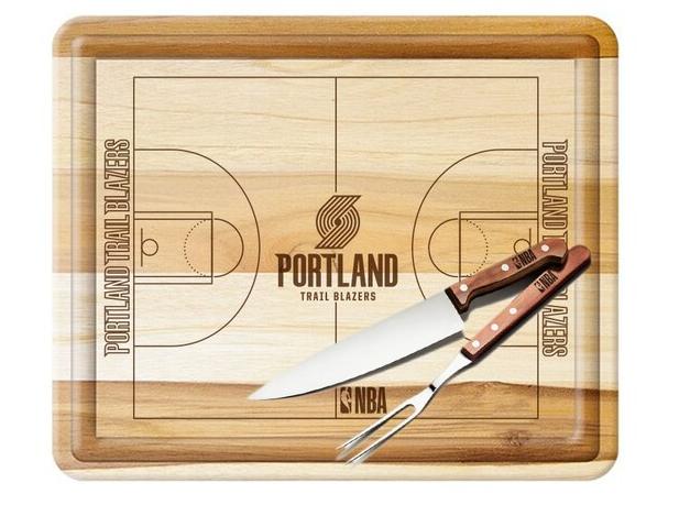 Kit de churrasco Portland Trail Blazers