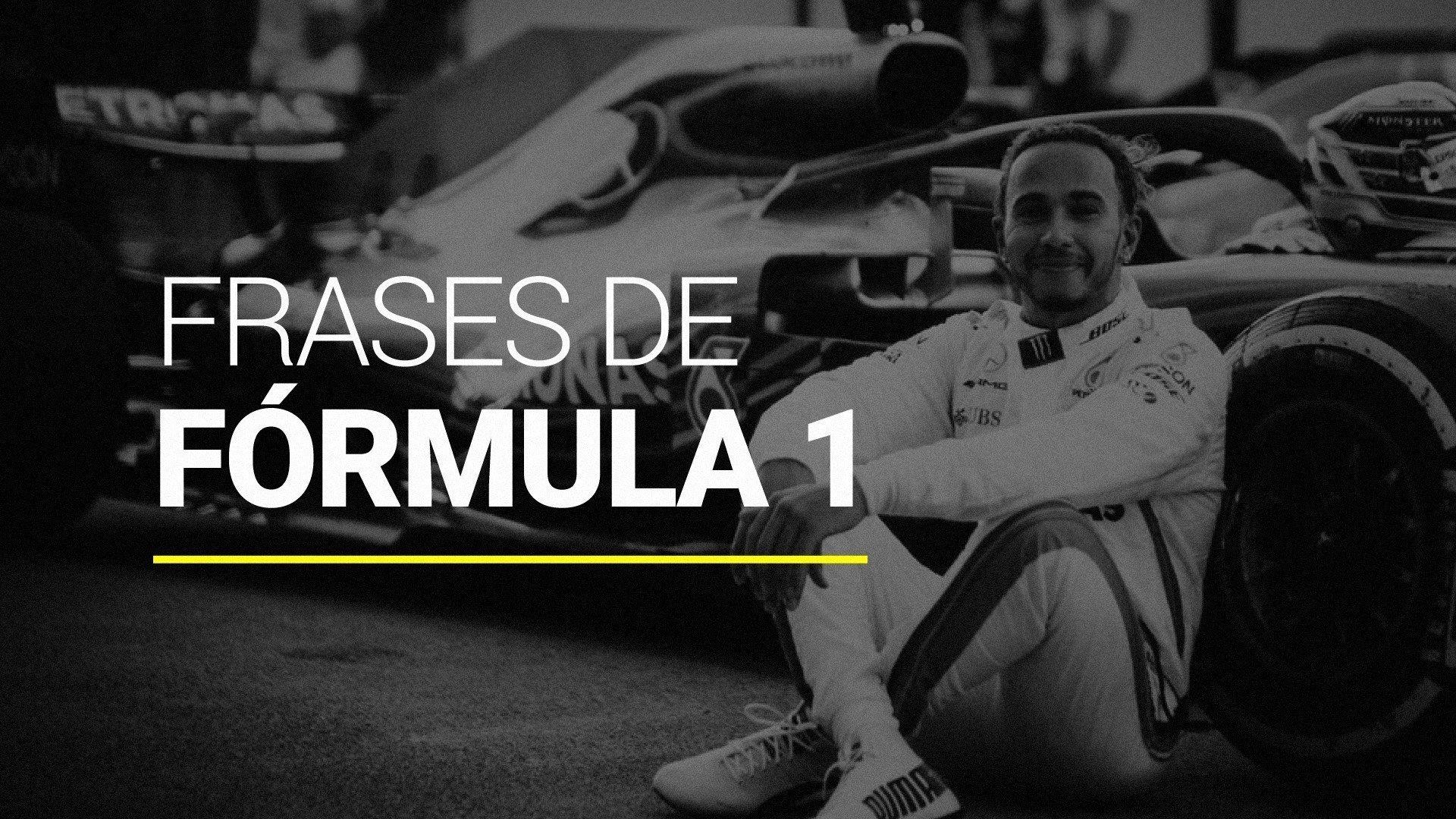 Frases De Fórmula 1 Veja Uma Lista Das 93 Mais Inspiradoras