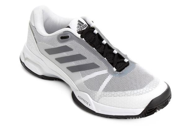 Tênis para jogar tênis Adidas Barricade Club Clay