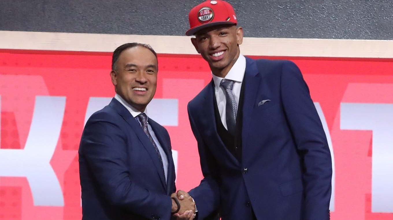 Didi draftado pelo New Orleans Pelicans