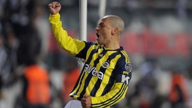 Alex no Fenerbahçe