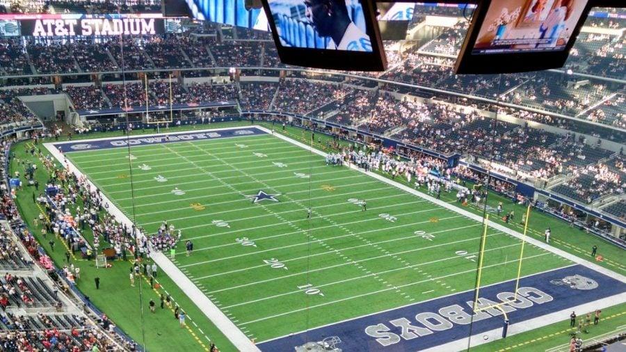 Dallas At&T Stadium