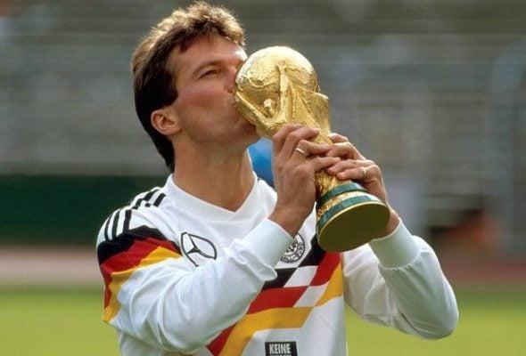 Lothas Matthaus melhor jogador do mundo de 1991