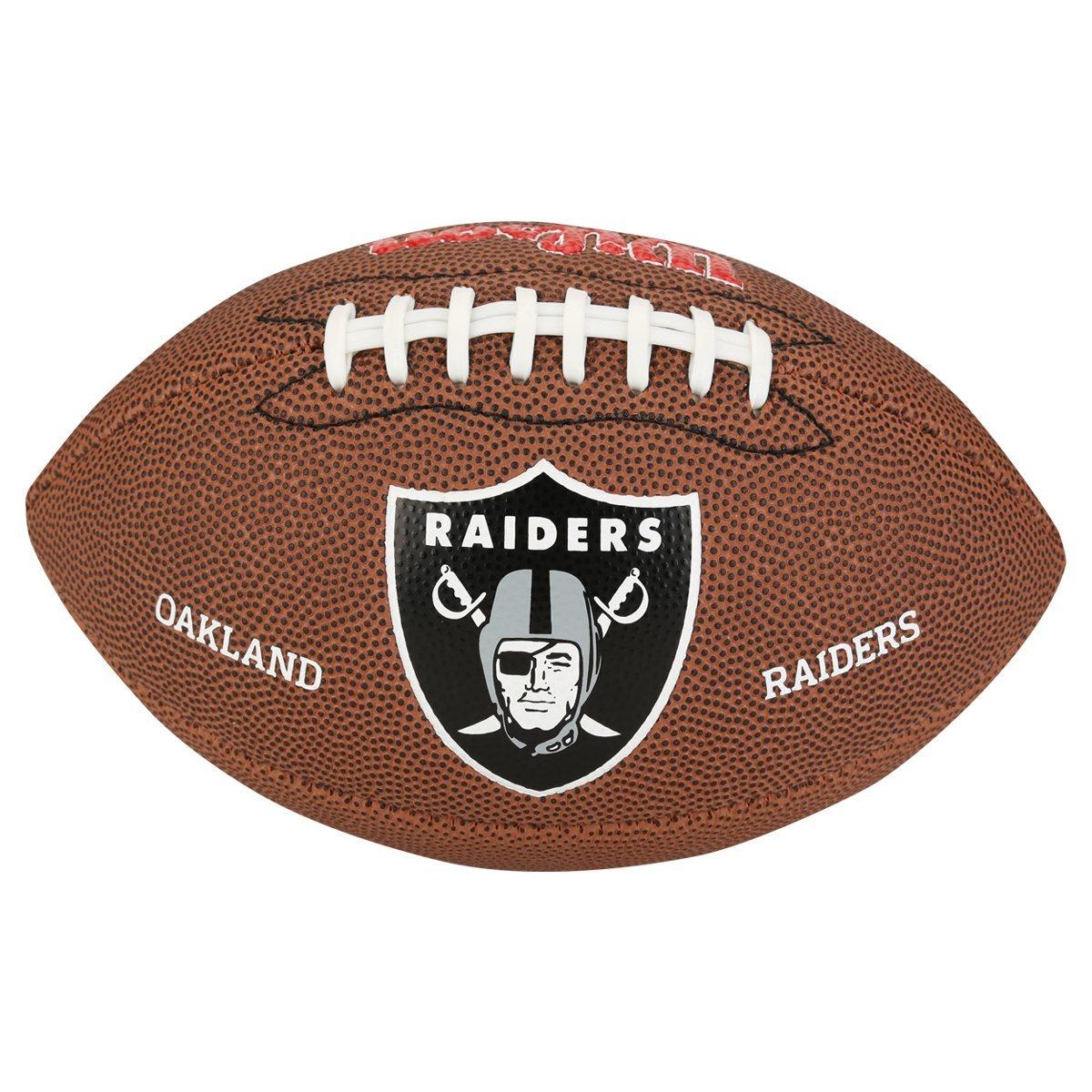 Bola de futebol americano Oakland Raiders