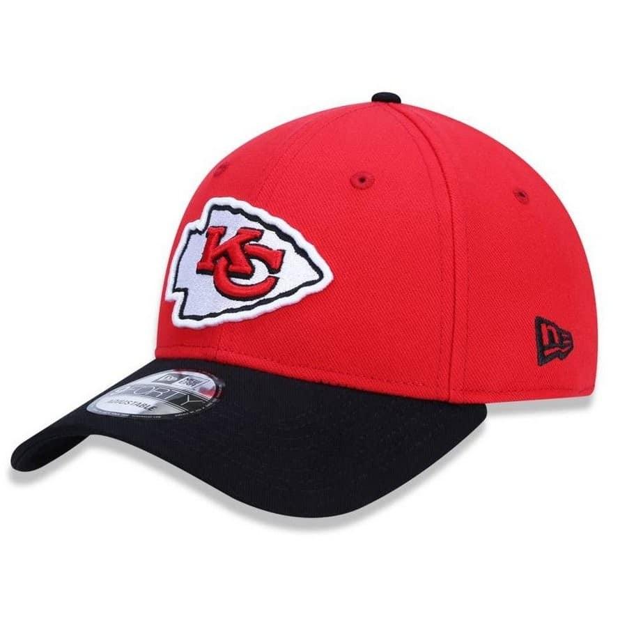 Boné do Kansas City Chiefs