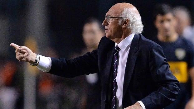 Carlos Bianchi treinador argentino
