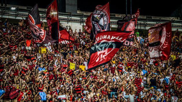 Flamengo maior torcida do mundo
