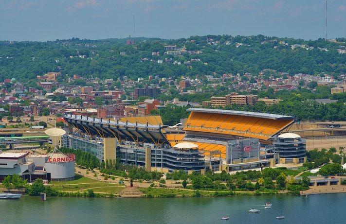 Heinz Field estádio do Pittsburgh Steelers
