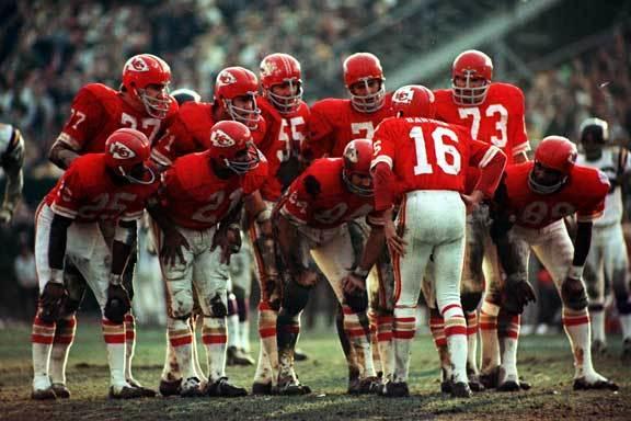 Kansas City Chiefs campeão do Super Bowl IV